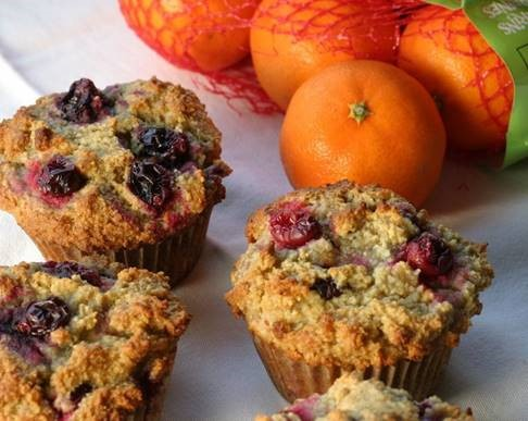 Fresh Muffins from Wise & Plenty