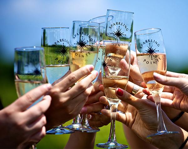 Sparkling Pointe Wine