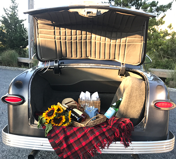 Take a Vineyard Tour in a Classic Ride