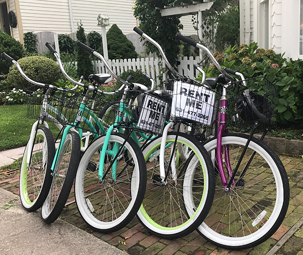 Greenport Long Island Bike Rental