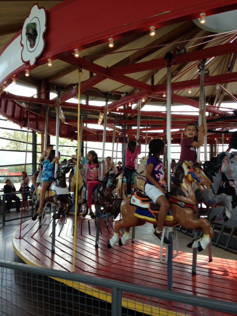 Greenport Long Island Carousel