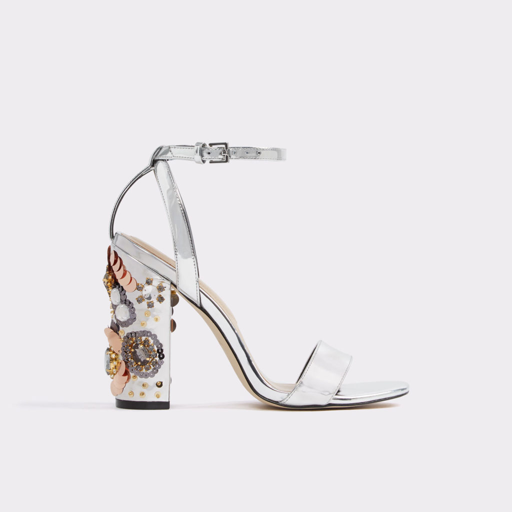 Women's Accessories Fashion Trends Embellished Shoes