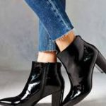 Women's Accessories Fashion Trends Plastic Boots