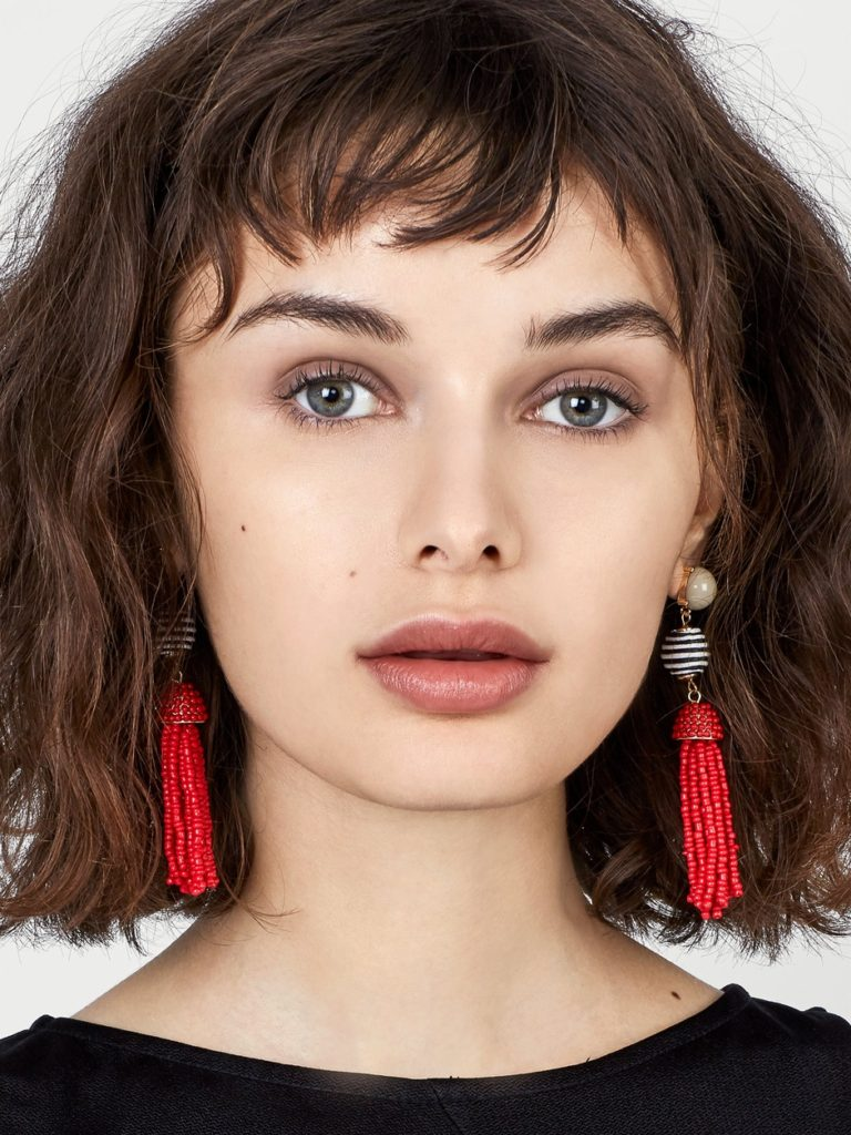 Women's Accessories Fashion Trends Feather Earrings