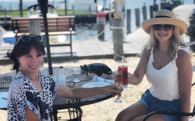 Aunt Deb Loves Coastal Concierge's Boat Tour in the Hamptons