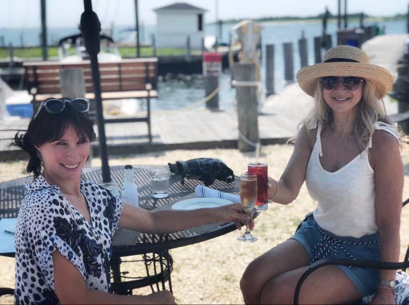 Aunt Deb Loves Coastal Concierge's Boat Tour in the Hamptons