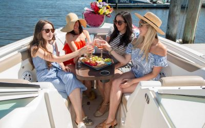 The Boat Life With Little Miss Party and Coastal Concierge